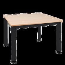 Tischserie Tischserie Fexibel, quadratisch