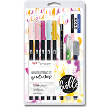 Tombow Blended Lettering Sets