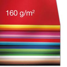 Tonkarton 160 g/m² <br>Mix-Sortiment