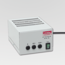 Transformator, 2 und 12 V/5 A AC