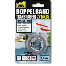 UHU Doppelband transparent