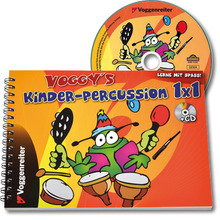 Voggy´s Kinder-Percussion 1x1