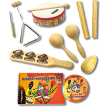 Voggy's Percussion Set