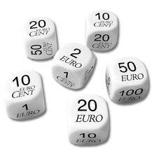 Währung-Würfel