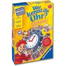 Wer kennt die Uhr