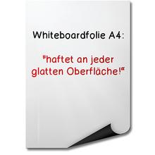 Whiteboard-Folie A4, selbsthaftend, 5 Stk.