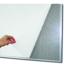 Whiteboard-Folie statisch, 20 m auf Rolle