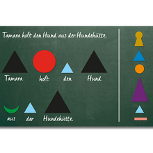 Wortarten-Symbole