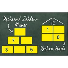 Zahlen-Felder magnetisch