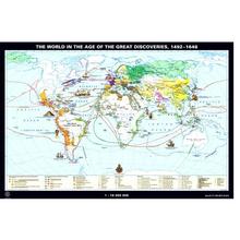 Zeit der geograf. Entdeckungen 1492-1648