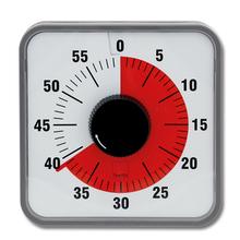Zeitdauer-Uhr magnetisch
