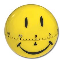 Zeitdauer-Uhr Smiley