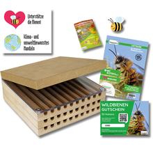 Zuchtset Wildbienen kompakt