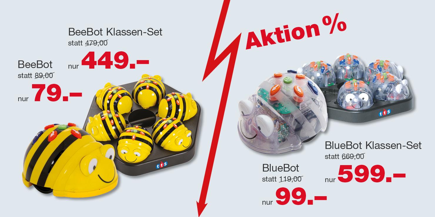 Aktion BeeBot/BlueBot