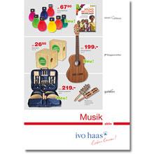 Katalog Musik