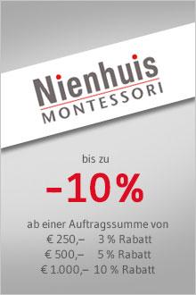 Montessori Nienhuis -10%