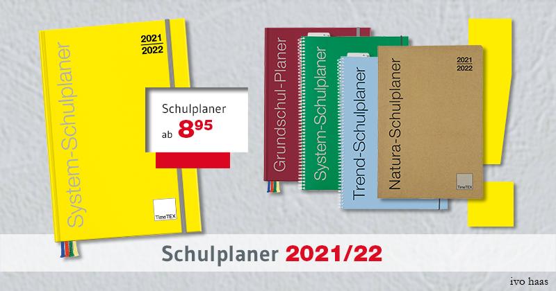 Schulplaner 2021/22