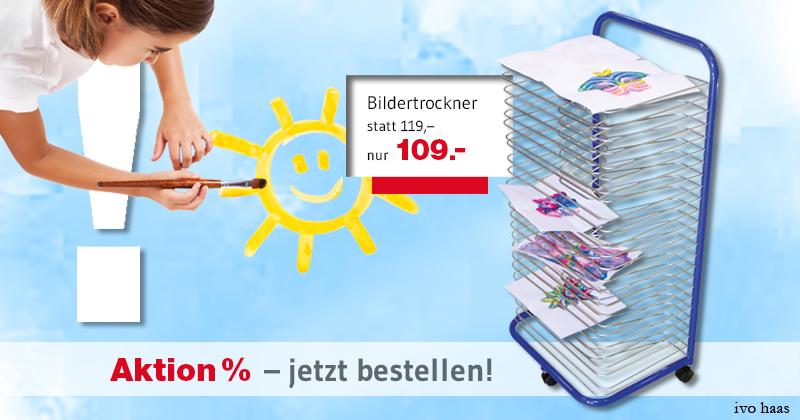 AKTION Bildertrockner
